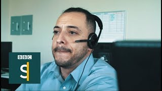 Call Centre For Ex Gangsters In Tijuana - BBC Stories