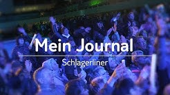 Mein Journal: Schlagerliner
