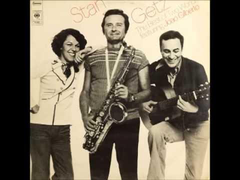 Stan Getz feat João Gilberto & Miucha - Izaura (You Know I Just Shouldn't Stay)
