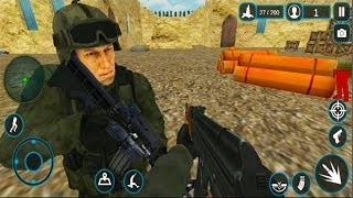 Elite Commando: Sniper 3D Gun Shooter 2019 - Android GamePlay - Shooting Games Android #2