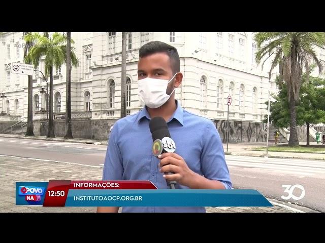 Inscrições para o concurso da Pref. de João Pessoa terminam nesta quinta- O Povo na TV