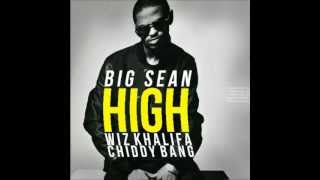Video High (Chopped and Screwed) - Big Sean, Wiz Khalifa, And Chiddy Bang download MP3, 3GP, MP4, WEBM, AVI, FLV Agustus 2018