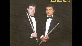 W. F. Bach: Duet No.4 for two flutes