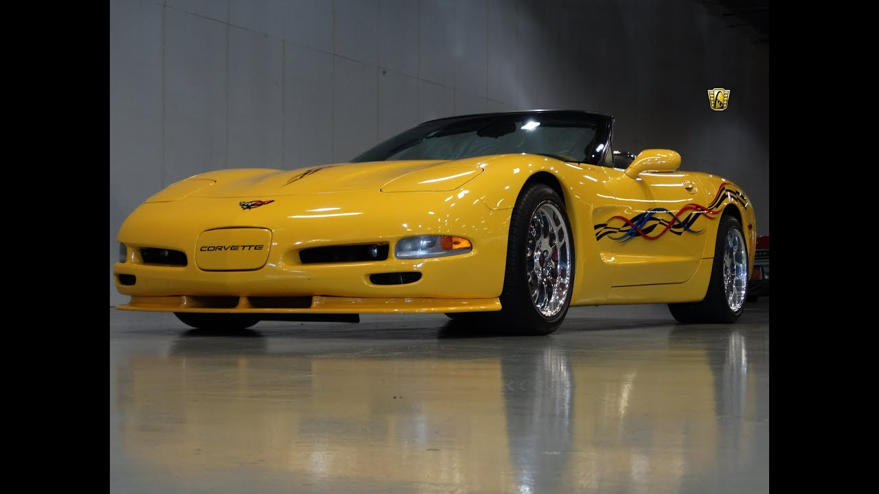 2000 Chevrolet Corvette Supercharged Convertible Youtube C7 Painted Fuse Box Cover