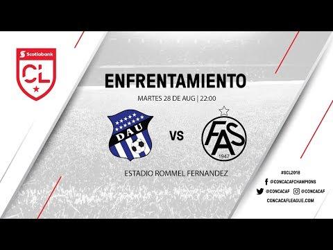 SCL2018 | Deportivo Arabe Unido vs CD FAS