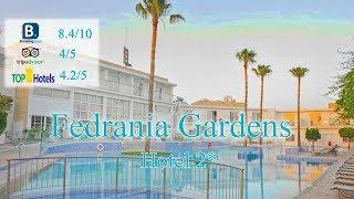 Fedrania Gardens Hotel 2*  Кипр, Айя-Напа