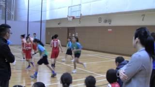 2016 2  29 小學女子 漢華 vs 港島啟基  2