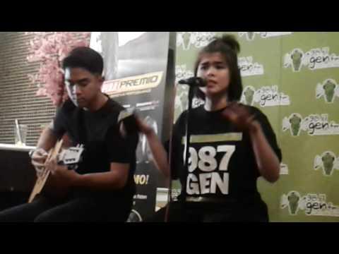 Sivia Azizah - Cintaku (Cover)