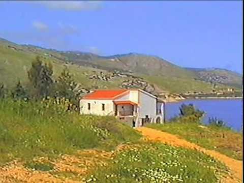 North Corfu Filmed over 20 Years Ago
