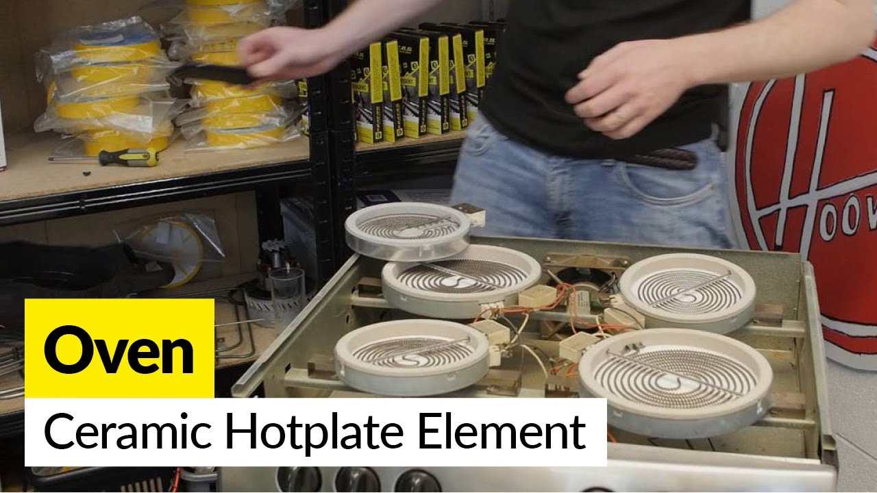 how to connect a cermanic hot top