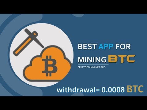 Best App To Earn Bitcoins Very Fast | Cloud BTC Miner | Cryptocoinminer.pro