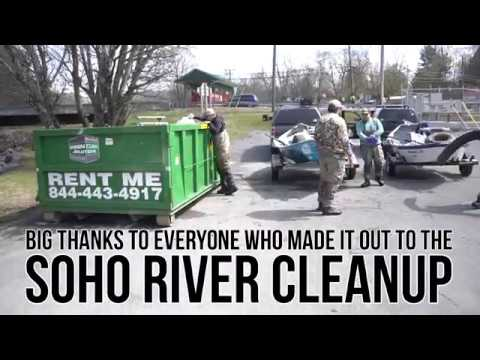 South Holston River Clean up — News — Mountain Sports Ltd
