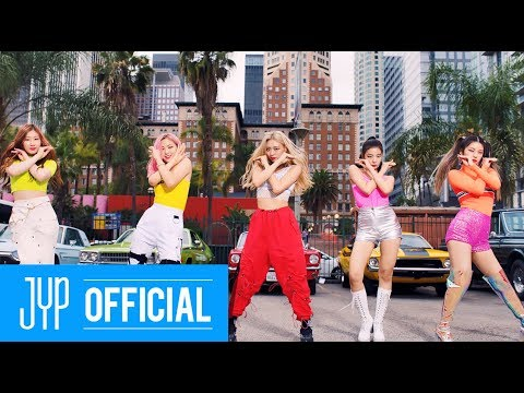 ITZY 'ICY' Performance