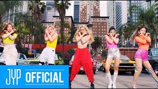 "Gambar cover ITZY ""ICY"" Performance Video"