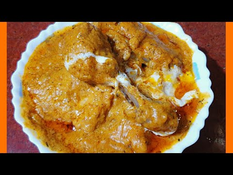 Butter Chicken Recipe | How To Make Restaurant Style Butter Chicken At Home | Cook With Monika