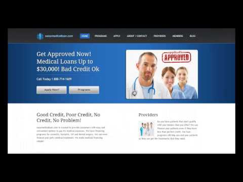 Plastic Surgery Financing - Loans Up to $30,000! Bad Credit