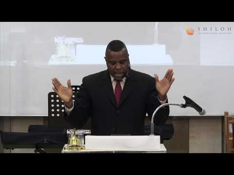 20180318 Shiloh Sermon | THE BLESSINGS AND UNWAVERING FAITH OF JOSEPH