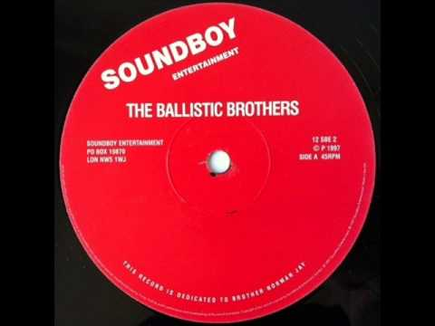 The Ballistic Brothers - Blacker (4 The Good Times)