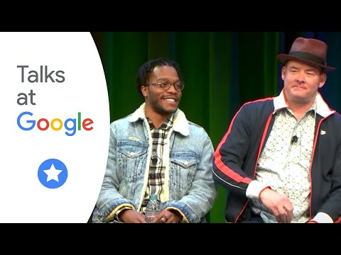 "Cast of CBS's ""Superior Donuts"" | Talks at Google"