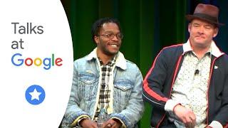 Cast of CBSs Superior Donuts  Talks at Google