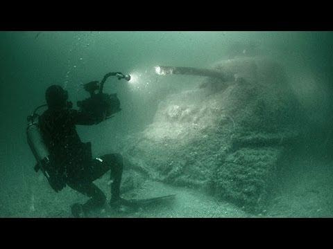 D-Day's Sunken Secrets | NOVA