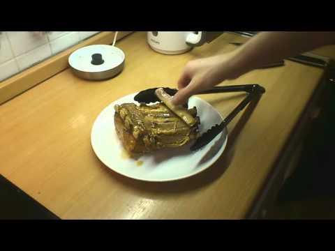 Утка со сливовым соусом