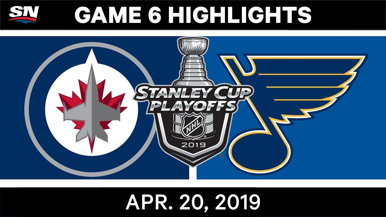 2019 Stanley Cup Playoffs: Five reasons the Winnipeg Jets were eliminated by the St. Louis Blues
