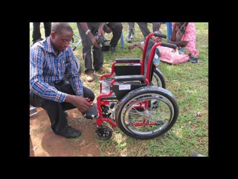 2017 Kimule, Uganda - FUNDaFIELD. Wheelchair Foundation, UBC