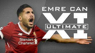 Emre Can selects his ULTIMATE XI | Which two Reds make the cut?
