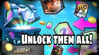 HOW TO GET FREE LEGENDARY CARDS IN CLASH ROYALE (NO CLICKBAIT) BEST METHOD!