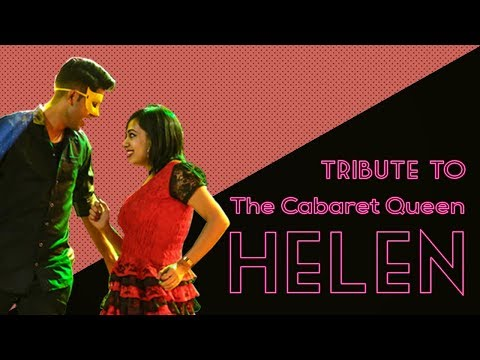 Helen - The Cabaret Queen of Bollywood | Team D | COP 2017 | Hyatt Regency, New Delhi