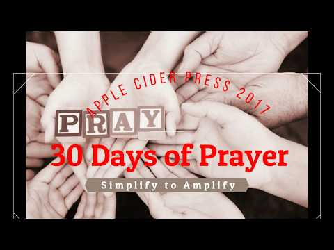 Day 20 - Please Pray for Spiritual Guidance
