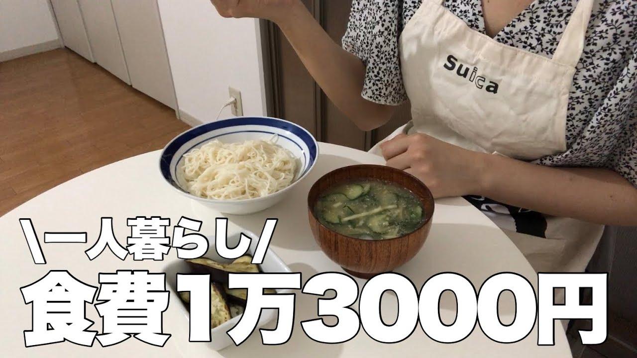 【模索中】食費1万3000円になった最近の一人暮らしご飯を集めてみました