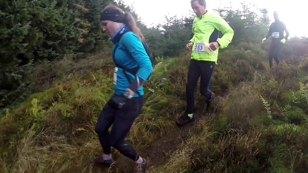 Glentress November 2017 Race Video