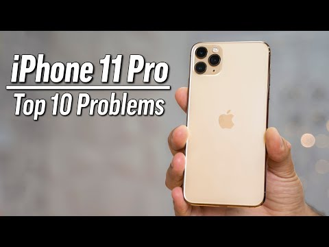 iPhone 11 Pro - Top 10 Problems after 1 Month!