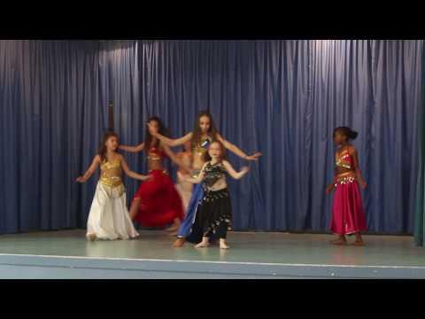 Danse Orientale Enfant (Triel'z danse)