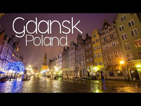Photography in Gdańsk & Krakow