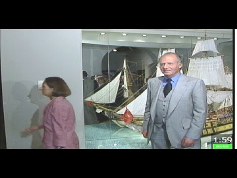 El Galeón de Manila y Congreso Internacional de Archivos en Sevilla  2000