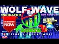 challenge forex | wolf wave indicator | best strategy 2019 | gift