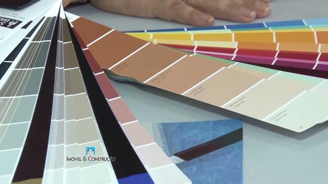 Cores Suvinil ~ Escolha de cores de tinta Programa Imóvel& Construç u00e3o YouTube