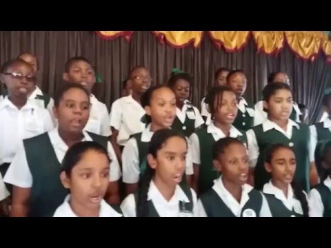Success Elementary School Choir 2016 - Sing of the Lord's Goodness