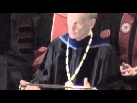 Clips of President Stan Olson's Inaugural Address ...