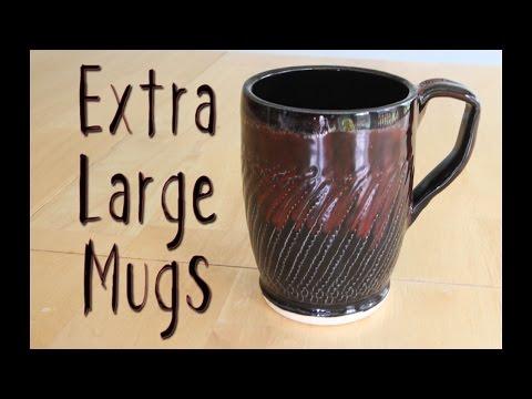Extra Large Mugs
