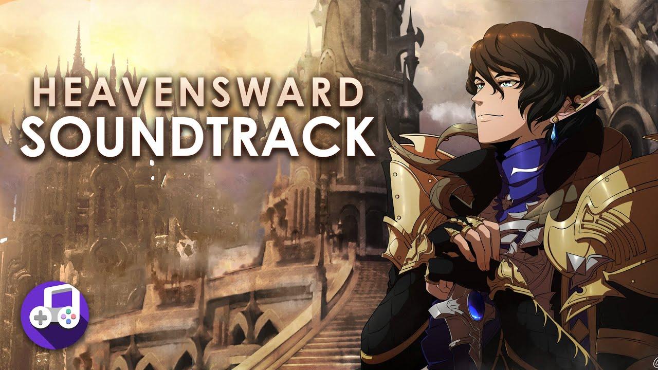 FFXIV OST - Music Best of Mix - Final Fantasy 14 Original Game Soundtrack -  Heavensward
