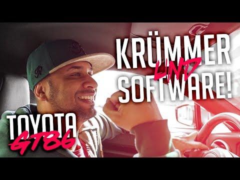 JP Performance – Krümmer und Software! | Toyota GT86