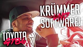 JP Performance - Krümmer und Software! | Toyota GT86