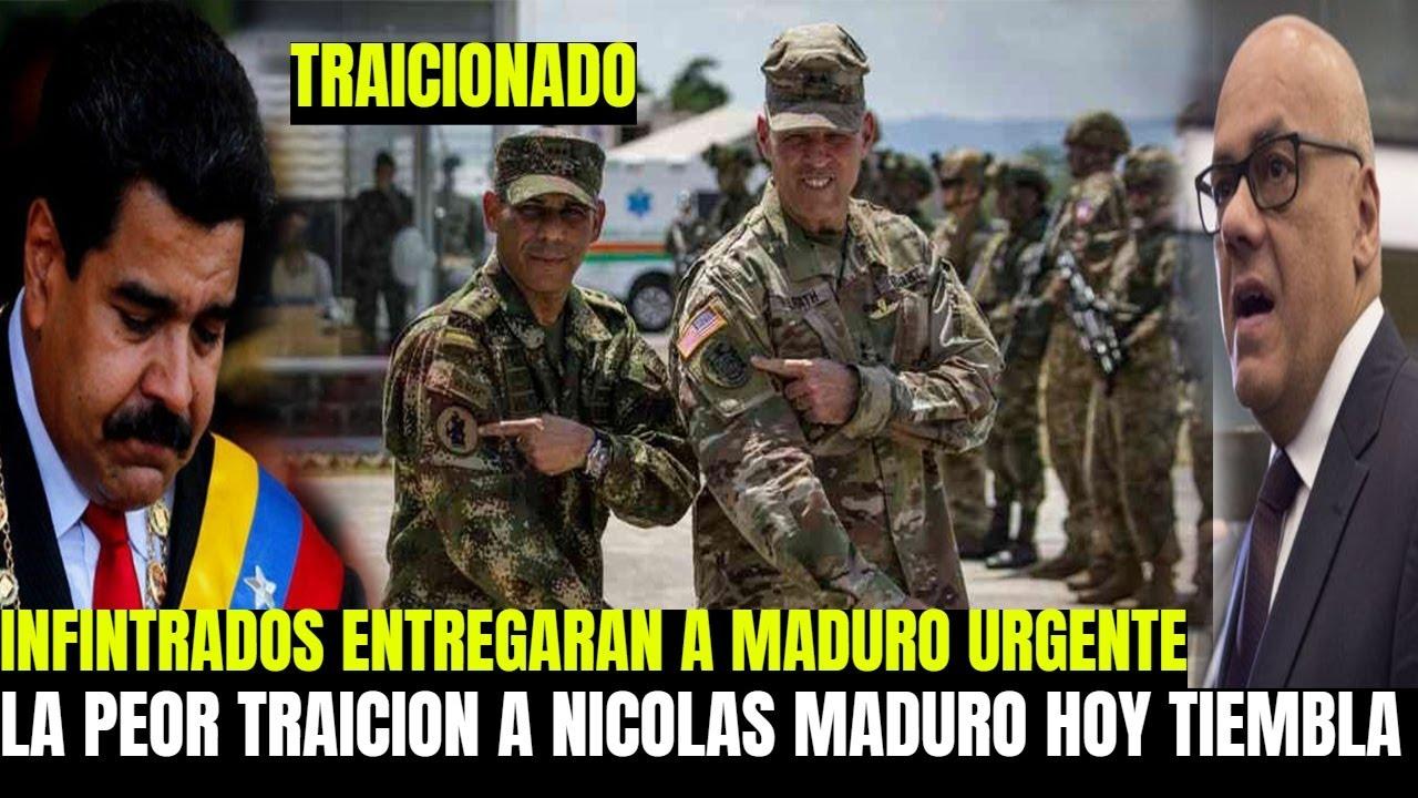 FUNCIONARIOS DE NICOLAS MADURO SI NEGOCIAN EN SECRETO SU ENTREGA - MADURO JUAN GUAIDO ACTIVA PLAN