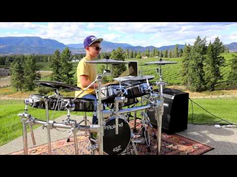 Bruno Mars - Locked Out of Heaven | Drum...