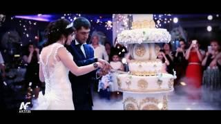 Айк и Карина шикарная армянская свадьба