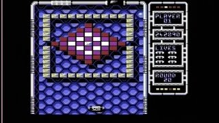 ARKANOID II - REVENGE OF DOH (C64 - FULL GAME)